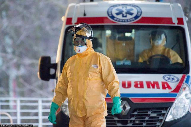 Druga ofiara śmiertelna koronawirusa w regionie, liczba zachorowań wzrasta.
