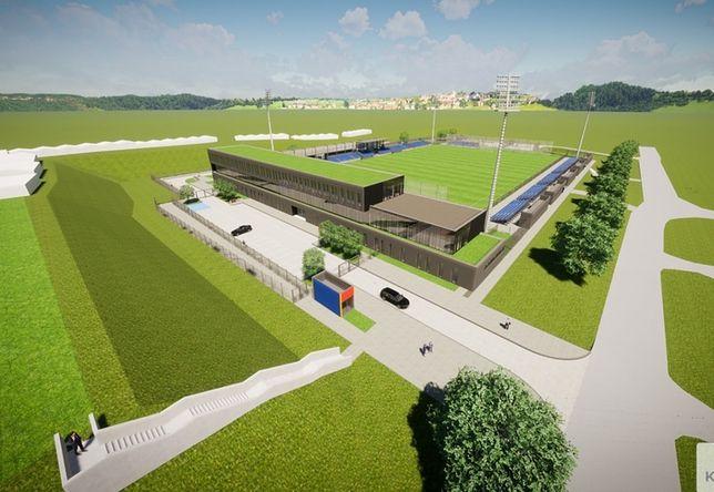 Śląskie. W Bytomiu powstanie m.in. pełnowymiarowe boisko piłkarskie, umożliwiające rozgrywanie meczów z udziałem ponad 2,2 tys. widzów.