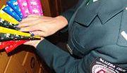 Gdynia: Celnicy przechwycili 1,5 miliona podrobionych prezerwatyw