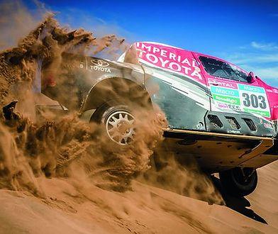 Prototypowa Toyota Hilux wystartuje w Dakarze