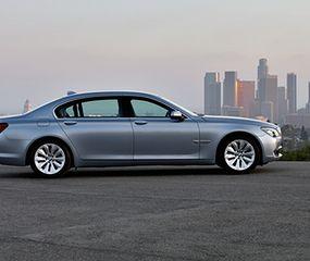 Luksusowa hybryda - BMW ActiveHybrid 7