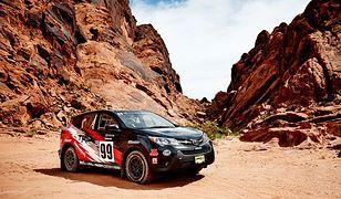 Toyota zaprezentowała model RAV4 w wersji rajdowej