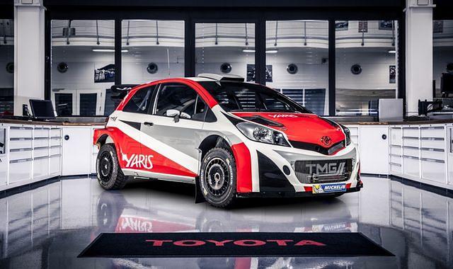 Toyota wraca do Rajdowych Mistrzostw Świata