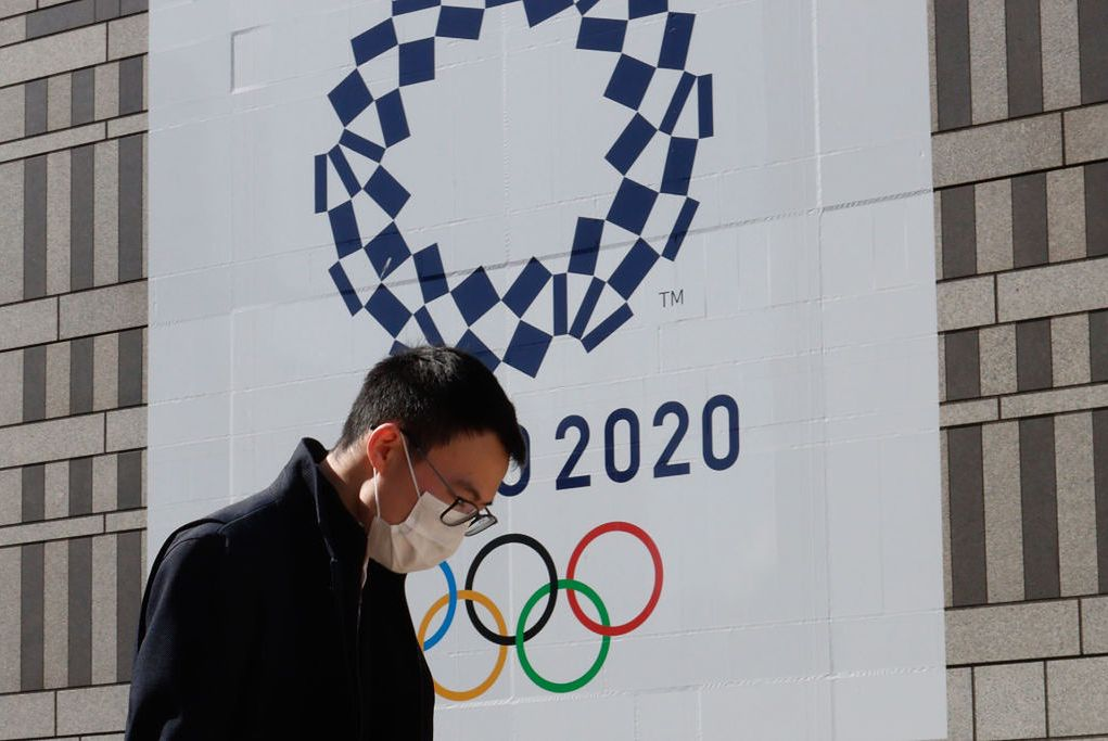 Igrzyska Olimpijskie 2020 w Tokio zostały przesunięte o rok