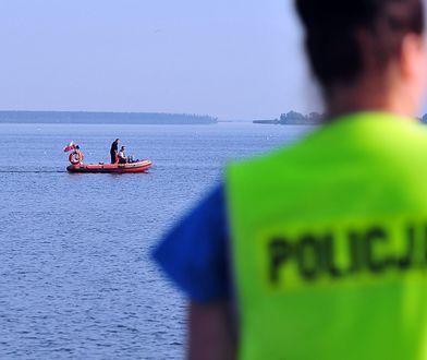 Tragiczny finał urodzin nad jeziorem Pile. Nie żyje 25-latek z Gdańska (zdj. ilustracyjne)
