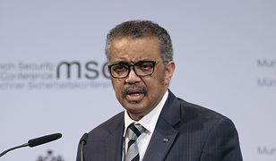 Koronawirus. Szef WHO ostrzega przed  nacjonalizmem szczepionkowym