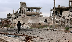 Na czarnej liście USA 271 naukowców z Syrii
