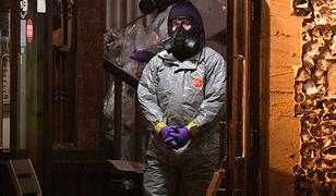 Angielska policja sprawdza pub, w którym widziano Skripala i jego córkę