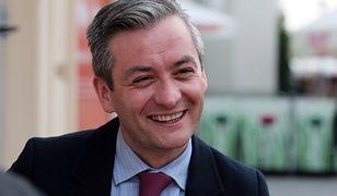 """Robert Biedroń twierdzi, że partii nie zakłada. Jest jednak """"ale"""""""