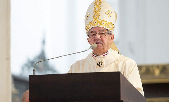Papież Franciszek przyjął rezygnację abp. Sławoja Leszka Głódzia