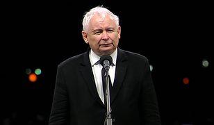Jarosław Kaczyński dziękuje ojcu Rydzykowi