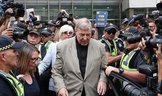 Australia. Sąd Najwyższy podjął decyzję. Kardynał George Pell uniewinniony.