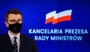 Piotr Mueller: wkrótce premier skieruje do Trybunału Konstytucyjnego wniosek w sprawie orzeczenia TSUE