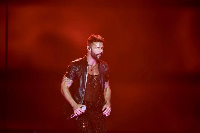 Ricky Martin pochwalił się nowym tatuażem
