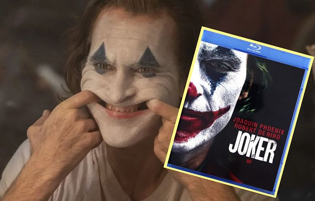 """Joker"" już na Blu-ray, 4K Ultra HD i DVD"