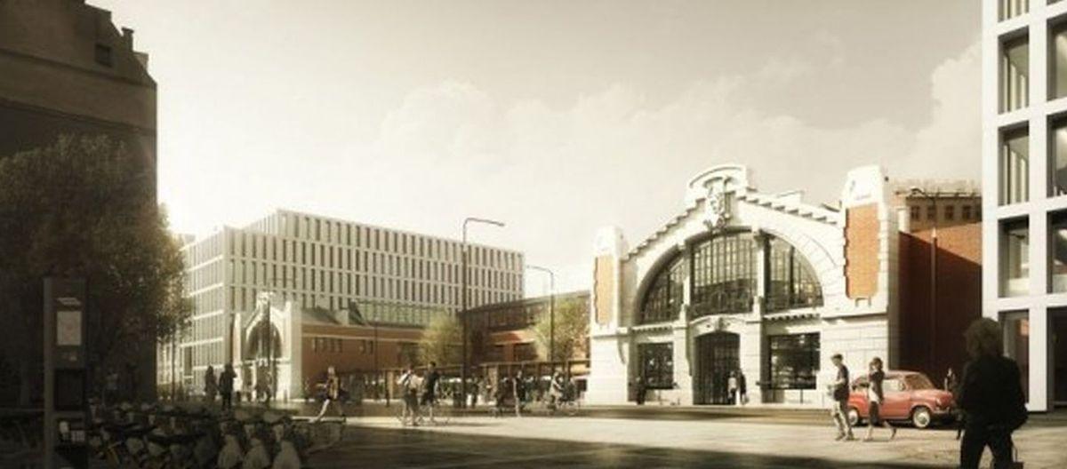 Budowa Hali Koszyki ruszy jeszcze w tym miesiącu!