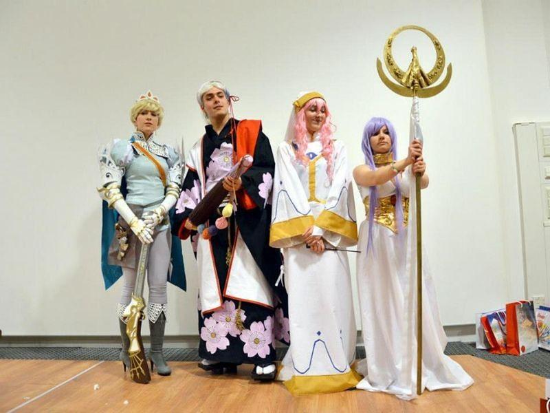 II Festiwal Kultury Japońskiej Warsaw Cosplay Taikai