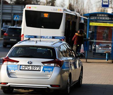 Kraków. Mężczyzna zaatakował motorniczego