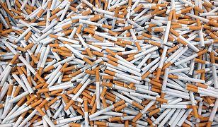 27-letni Białorusin próbował przemycić papierosy o wartości 6 mln zł