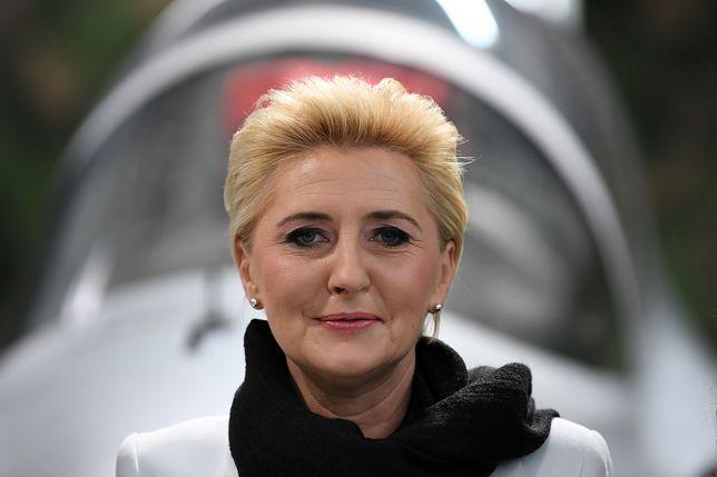 Agata Kornhauser-Duda może otrzymać pensję