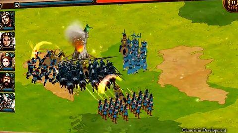 Mobilna odsłona Age of Empires wygląda jak żart na prima aprilis, ale żartem nie jest