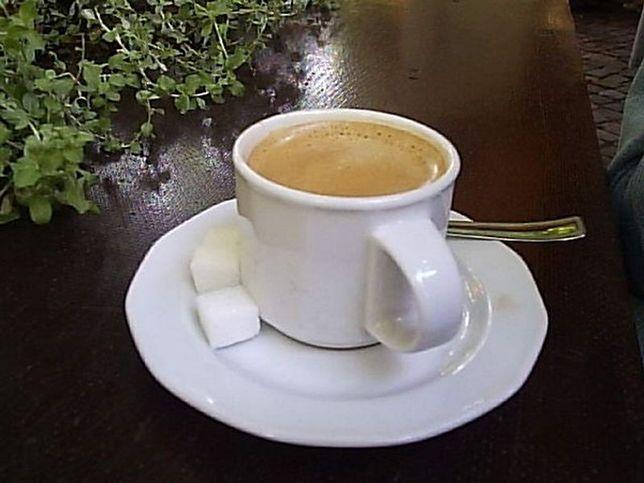 Kochał kawę tak bardzo, że trafił do policyjnej celi