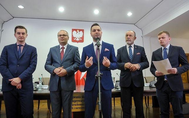 """""""Potraktowaliśmy Gronkiewicz-Waltz humanitarnie"""". Jaki o aferze z Urzędem Skarbowym"""