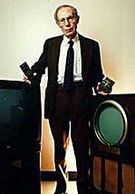 Zmarł wynalazca pilota do telewizora