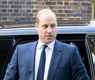 Książę William usłyszał niezręczne pytanie