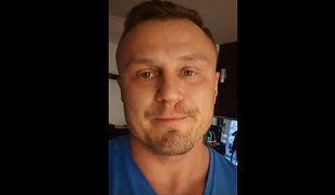 Miłosz Pawłowski zaprzecza, że pobił partnerkę
