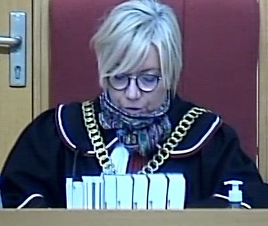 Julia Przyłębska przewodniczyła składowi TK, który orzekł o niezgodności z konstytucją noweli ustawy o Kodeksie karnym