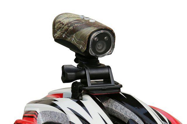 Sportowa kamerka Full HD dla aktywnych