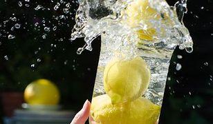 Owoce plus woda = orzeźwienie