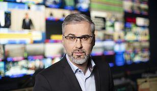 """Michał Samul, redaktor naczelny TVN24: """"Nie ma powodów, żeby KRRiT odmówiła nam koncesji"""""""