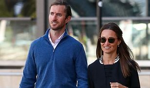 LOOK OF THE DAY: Pippa Middleton w marynarskim stylu