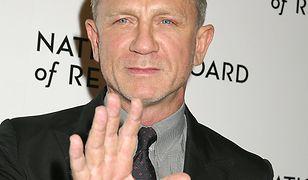 Daniel Craig był szóstym aktorem i zarazem pierwszym blondynem wcielającym się w rolę Jamesa Bonda