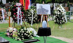 Maria Janion zmarła 23 sierpnia, pochowano ją 4 września