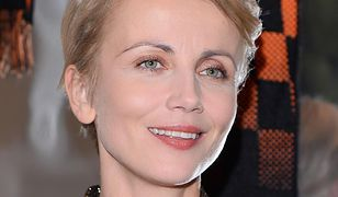 Katarzyna Zielińska szaleje na scenie. Pokazała piękną bieliznę