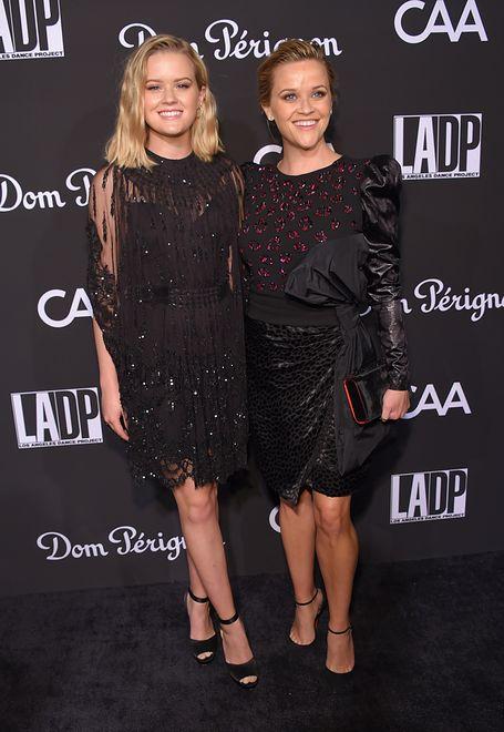 Reese Witherspoon z córką Avą