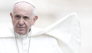 Papież Franciszek napisał list do polskiego ministra