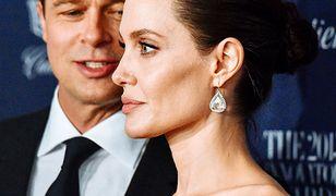 """""""Nie wybaczy mu"""". Angelina wściekła po decyzji sądu"""