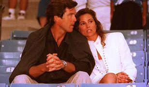 Pierce Brosnan świętuje romantyczną rocznicę z żoną