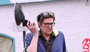 Przykry widok. 46-letni Christopher Brosnan sfotografowany w Londynie