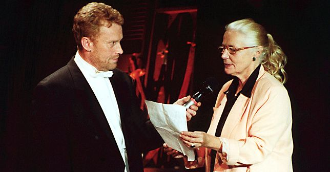 Agnieszka Osiecka pomogła Danielowi Olbrychskiemu. Dzięki niej znalazł miłość