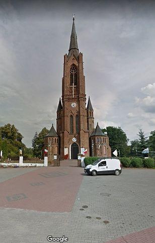 Koronawirus w Polsce. Kościół w Konopiskach