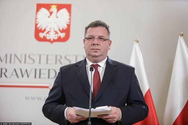 Krystyna Pawłowicz wywołała skandal. Michał Wójcik: jest wybitnym prawnikiem