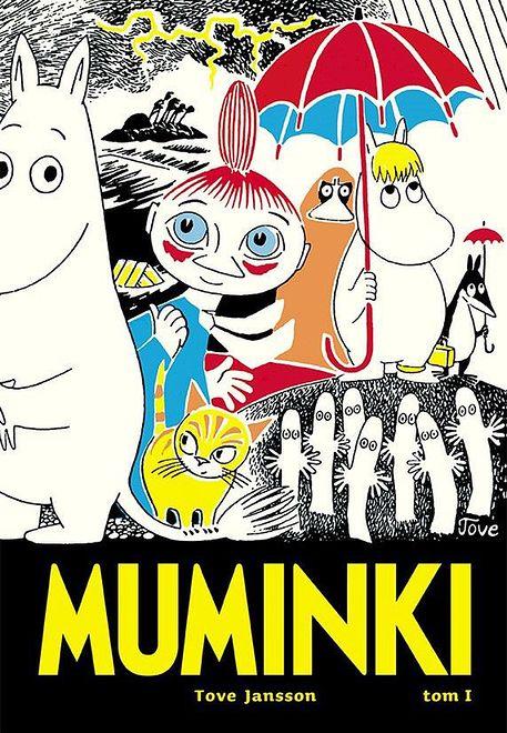 Muminki, tom 1, Egmont 2021