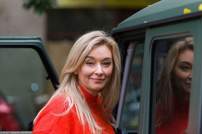Martyna Wojciechowska chciała uspokoić fanów