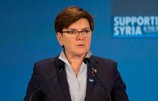 Europa usłyszała wystąpienie Szydło i… złapała się za głowę