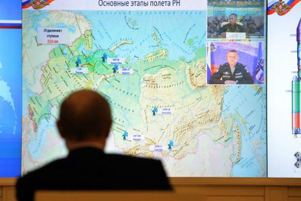 Rosja: udany test rakiety nośnej Angara-A5